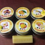 Beeswax Candle Tins